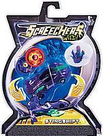 Дикие Скричеры. Машинка-трансформер Стингшифт л1 ТМ Screechers Wild (линейка1)
