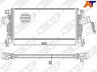 Радиатор интеркулера CHEVROLET CRUZE/OPEL ASTRA J 09- M/T