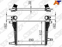 Радиатор интеркулера CHEVROLET CAPTIVA/OPEL ANTARA 2,2D 11-