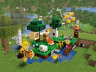 LEGO Minecraft 21165 Пасека, конструктор ЛЕГО