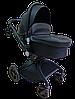 Детская коляска Hot mom 2 в 1 ЭКО-КОЖА, фото 2