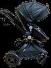 Детская коляска Hot mom 2 в 1 ЭКО-КОЖА, фото 5