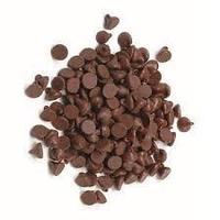 Термостабильные шоколадные капли Callebaut, 5 кг в коробке