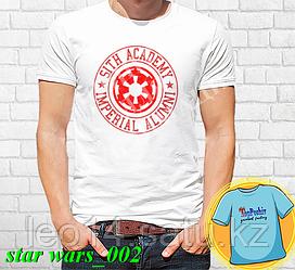 """Футболка с принтом """"Star wars \ Звездные войны"""" - 2"""