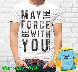 """Футболка с принтом """"Star wars \ Звездные войны"""" - 14"""
