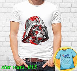 """Футболка с принтом """"Star wars \ Звездные войны"""" - 15"""