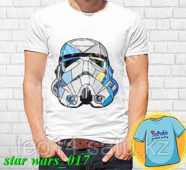 """Футболка с принтом """"Star wars \ Звездные войны"""" - 17"""