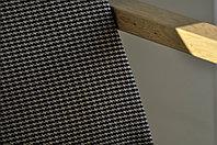 Мебельная ткань для штор и мебели с рисунком гусиная лапка