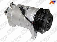 Компрессор кондиционера NISSAN TEANA J32 08-14/MURANO Z51 08-15 VQ25/VQ35