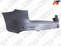 Бампер задний MERCEDES BENZ GLC-CLASS X253 15- (AMG) под сонары