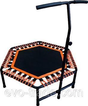 Фитнес батут Get Jump Fitness 110 см с нагрузкой до 120 кг (Новые, с доставкой на дом)