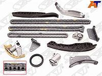 Комплект цепи ГРМ HYUNDAI H1/H100/GRAND/STAREX/PORTER 04-/KIA SORENTO D4CB 2.5