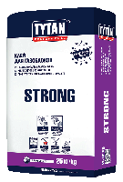 Клей для кладки газо и пеноблоков STRONG