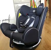 Автокресло Happy Baby Spector, 0-36 кг, 0-12 лет, navy blue