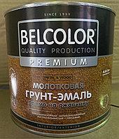 Молотковая черная, грунт - эмаль 3 в 1 по ржавчине