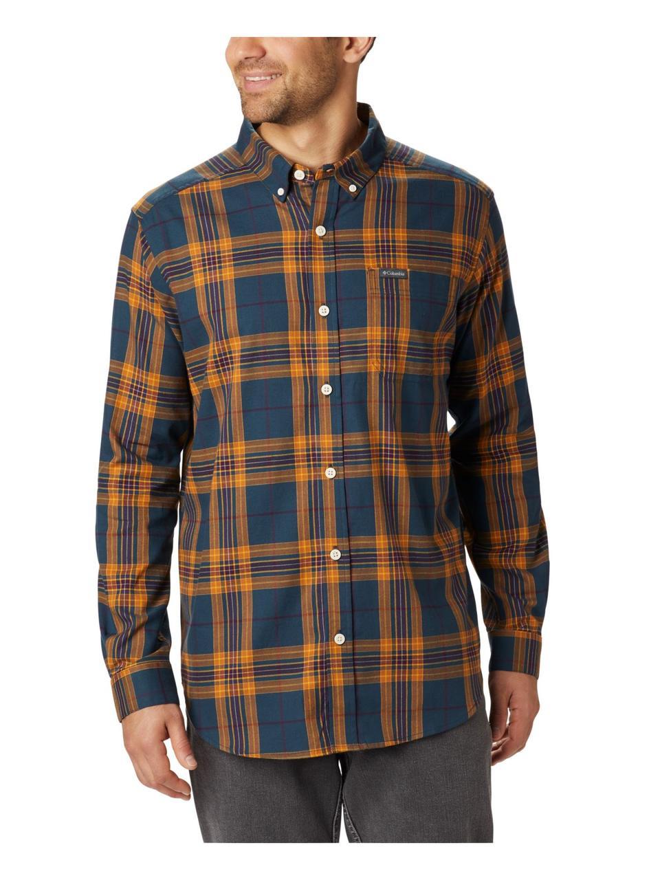 Columbia Мужская рубашка-Т1