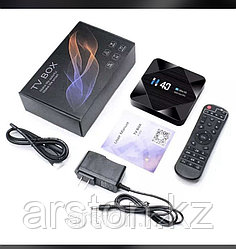 TV BOX H40 4-32 ТВ приставка
