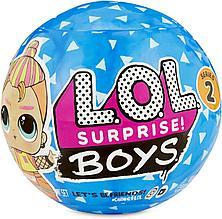 LOL Surprise Кукла ЛОЛ Мальчик 2 серия, Оригинал