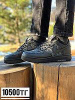Кеды Nike Air Force Dior чвн, фото 1