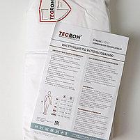 Одноразовый комбинезон TECRON™ Classic Light (плотность 45-50 г., внешние швы, пальцевые фиксаторы), фото 5