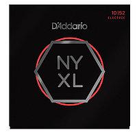 Струны для электрогитары D'addario Nickel Regular Light/Heavy 10-52