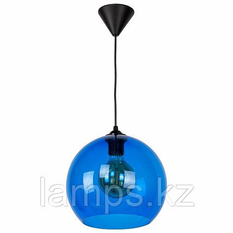 Люстра подвесная D300 Blue Синий, фото 2