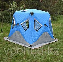 Палатка куб трехслойная на синтепоне 240X240