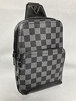 Нагрудная сумка-кобура .Высота 23 см, ширина 15 см, глубина 5 см., фото 1