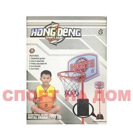 Стойка для игры в баскетбол  (высота - 220 см), фото 2