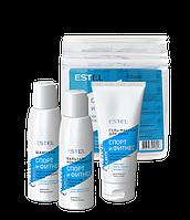 Набор Curex Active (Шампунь для волос (100 мл), бальзам для волос (100 мл), гель-массаж для душа (100 мл))