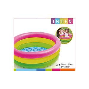 Надувной бассейн Intex 57107NP