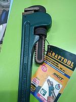 Ключ трубный рычажной самозажимной Kraftool
