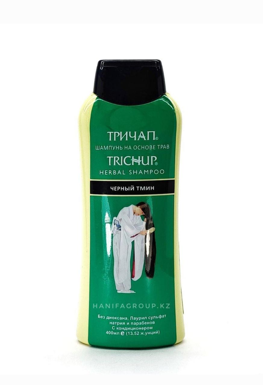 Шампунь Тричап с черным тмином Trichup Herbal Shampoo, 200 мл