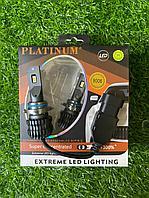 Светодиодные лампы головного света Platinum 9006