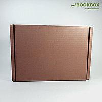 Коричневая коробка 230*170*80