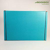 Бирюзовая коробка 230*170*80