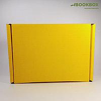 Желтая коробка 230*170*80