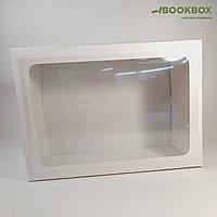 Белая коробка 230*170*80