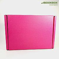 Розовая коробка 230*170*80