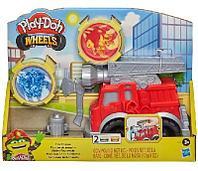 Play-Doh Игровой набор мини Плей-До Пожарная Машина