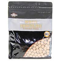 Бойлы тонущие Dynamite Baits 1кг, 15мм (DY652=White Chocolate & Coconut Cream)