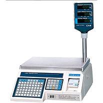 Весы эл.торговые CAS LP-15R (V 1.6) TCP-IP