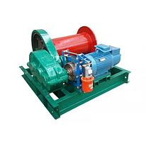 Лебедка электрическая TOR ЛМ (тип JM) г/п 5,0 тн Н=250 м (б/каната)