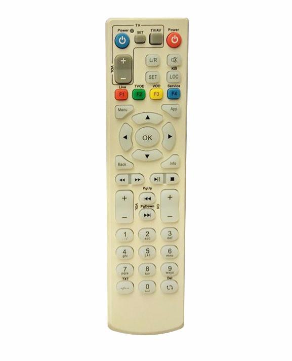 Пульт универсальный для ID-TV Alma-TV