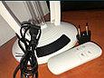 Кварцевая лампа для обеззараживания помещений, бактерицидная настольная лампа с пультом управления., фото 2