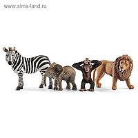Набор фигурок «Дикие Животные»