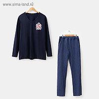 Комплект мужской (джемпер, брюки) «Оскар», цвет МИКС, размер 52