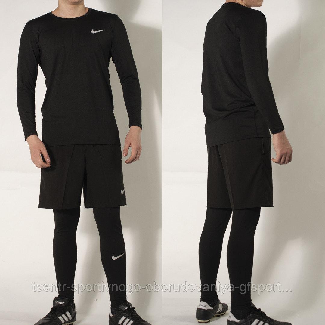 GFSPORT - Рашгард 3 в 1 Nike - фото 5