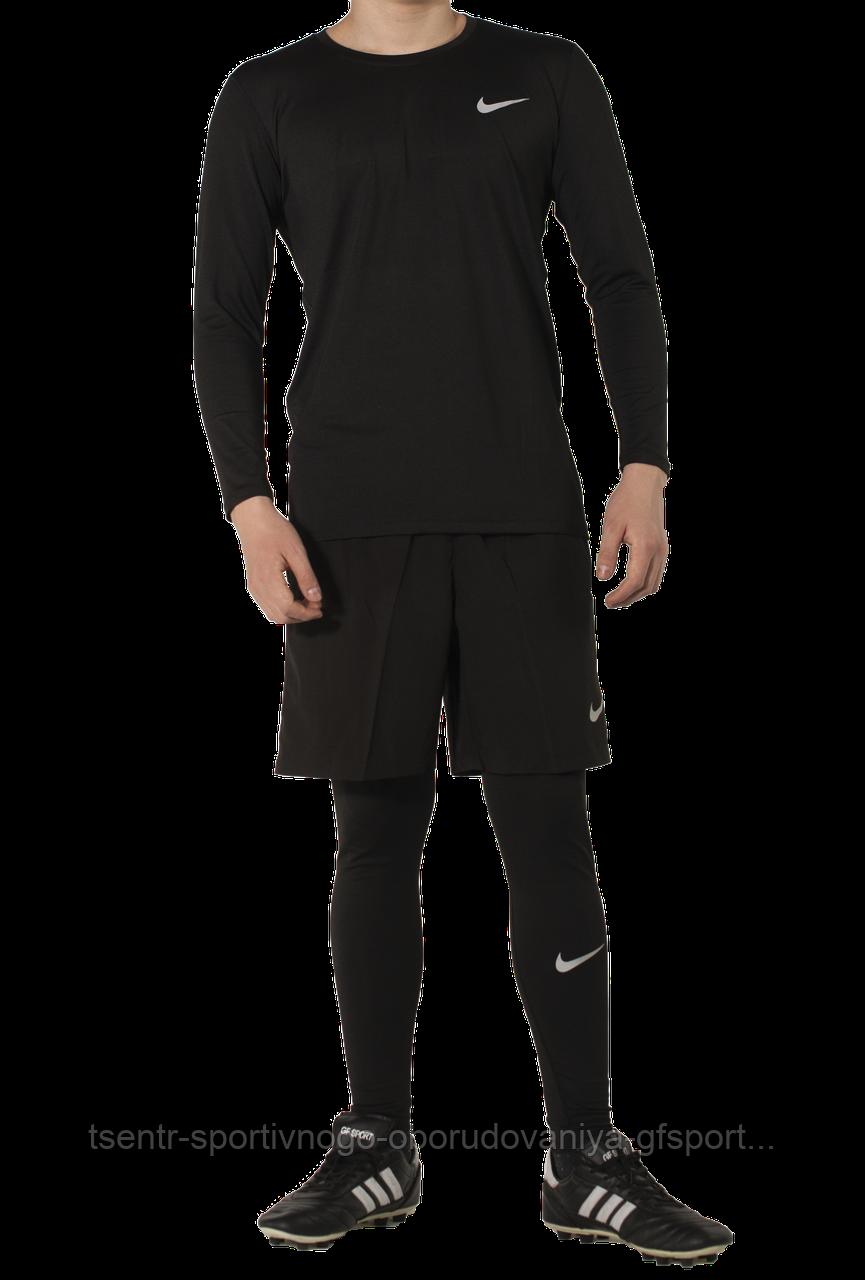 GFSPORT - Рашгард 3 в 1 Nike - фото 1