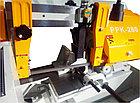 Полуавтоматическая ленточная пила по металлу PPK-280, фото 3